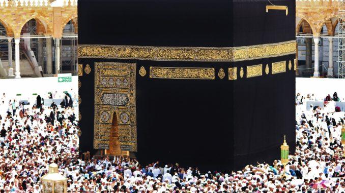Mekka Geschlossen